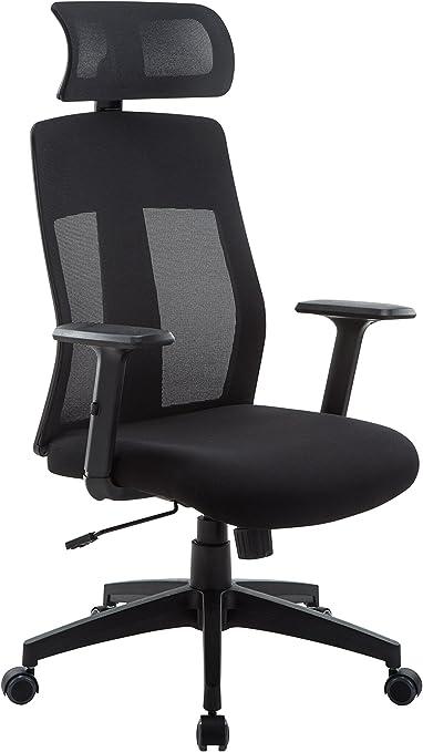 tension inclinacion silla oficina