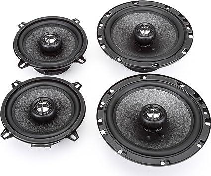 Skar Audio RPX Series Complete Speaker Upgrade Package Fits 1997-2003 Buick Century