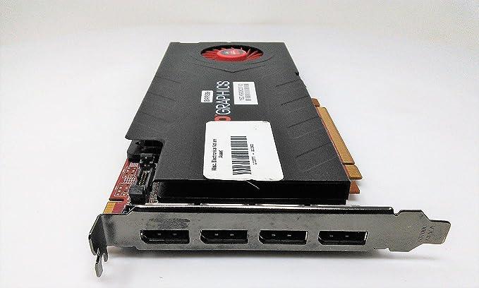 Barco MXRT-7500 Quad Head PCIe Display Controller Medical Video Graphics Card