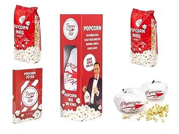 popcornloop Original Palomitero XXL Mega Paquete bajo precio, XXL Set: Amazon.es