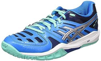 ASICS Gel Fastball Women, Turquoise, Silver, Aqua Mint, 37