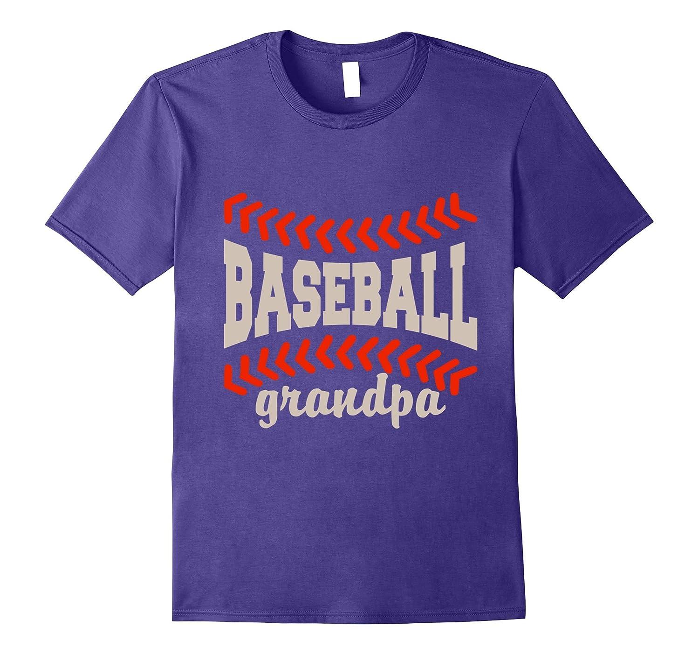 Lovely Baseball Grandpa T Shirt-TH