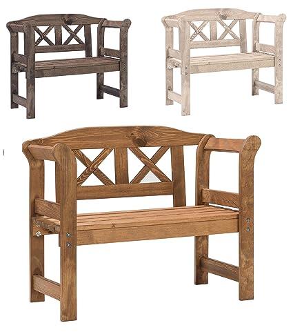 Bomi Echt Holz Kinderbank Garten Nala Kindermöbel Gartenbank Holz 2 Sitzer Kirschbaum Kleine Sitzmöbel Für Kinder Mädchen Jungen
