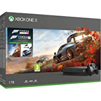 Xbox One X 1TB console Forza Horizon 4 + Forza Motorsport 7 bundle