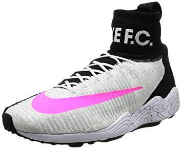 size 40 878c3 36cae Nike Zoom Mercurial XI FK FC Mens Hi Top Trainers 852616 Sneakers Shoes (UK  7.5