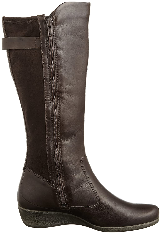 ECCO B00HDG6WLA Women's Abelone Tall Boot B00HDG6WLA ECCO 40 EU/9-9.5 M US Coffee 254af7