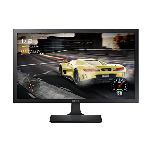 Samsung - S27E330H - Moniteur Gaming - Dalle TN - 27 Pouces - (1920 x 1080, 1 (GTG), 16:9, 1 Port HDMI) - Noir Brillant