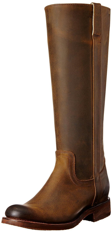 Justin Boots Women's 15 inch Fashion Riding Boot B00M4GIHCG 8 B(M) US|Bay Apache