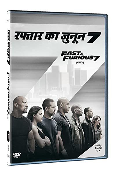 Amazon in: Buy Fast & Furious 7 Hindi Dub DVD, Blu-ray Online at