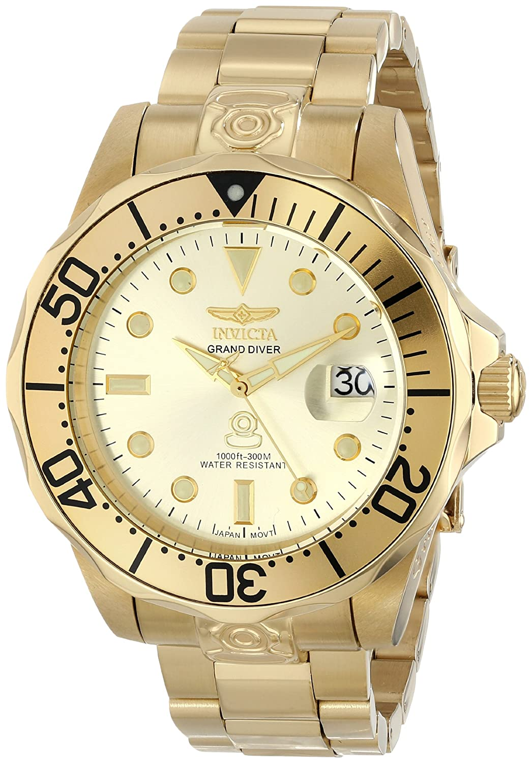 Amazon.com: Invicta Mens 3051