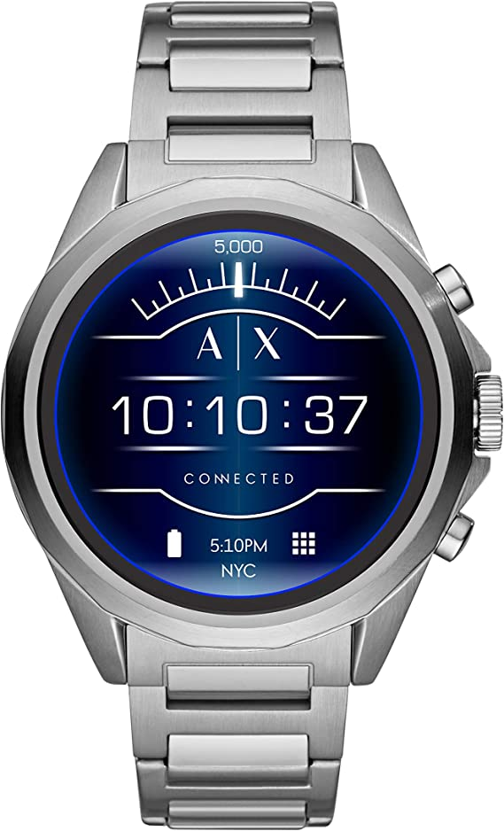 Amazon.com: Armani Exchange reloj inteligente para hombre ...