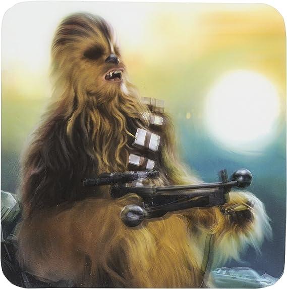 Compra Paladone Star Wars 3D Posavasos DT, Tarjeta, Multicolor, 2 ...