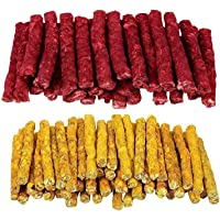 VIP Collection Chicken and Mutton Chew Stick Munchies, Combo 2 kg Pack
