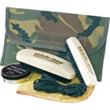Web-tex Military Boot Care Polish and Polishing Kit For Army Cadets Territorial Police and Prison Staff