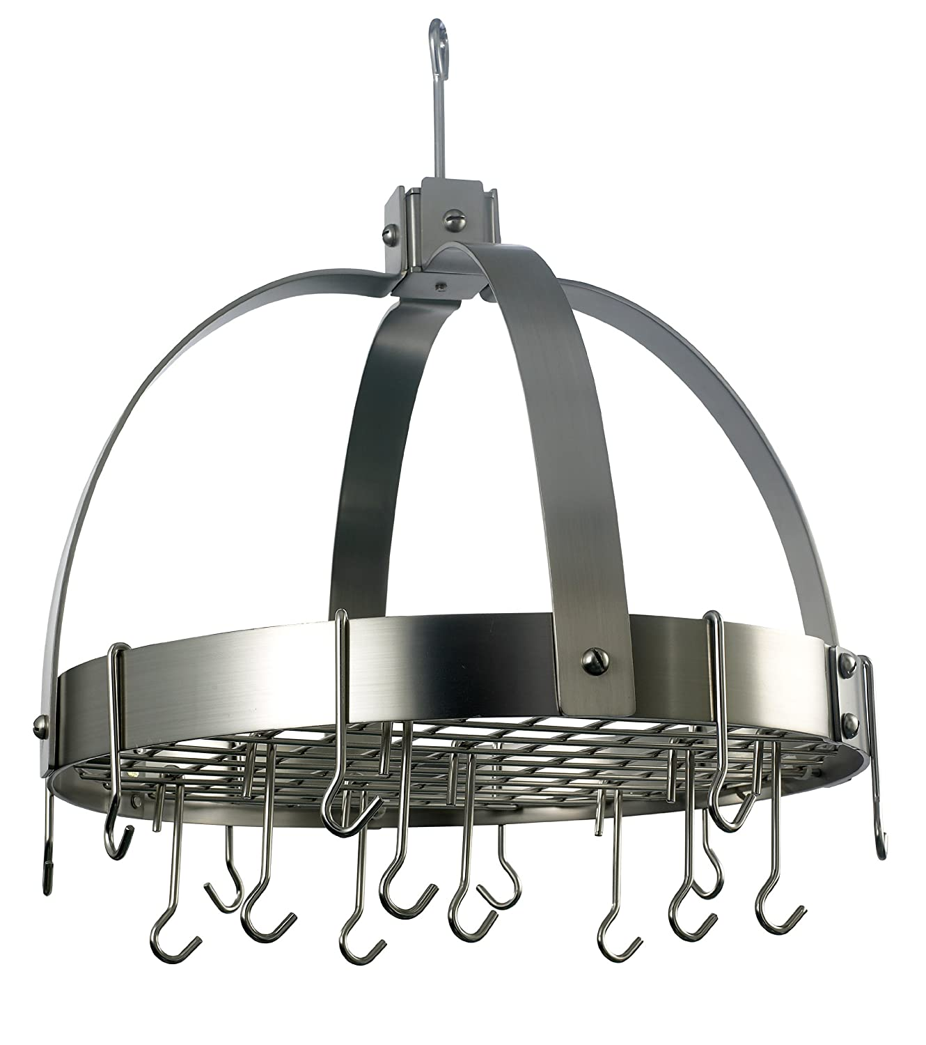 oiled with old dp amazon dining x com hooks dome dutch lights kitchen bronze pot rack racks