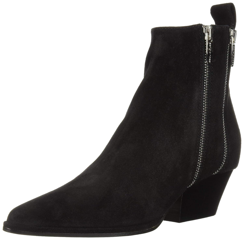 02db1f8c20e Amazon.com | Sergio Rossi Women's Carla Western Boot Black B 39 ...
