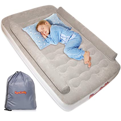 Amazon Com Karecaddy Toddler Air Mattress With Built In Electric