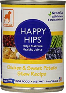 product image for Dogswell Happy Hips Wet Dog Food with Glucosamine & Chondroitin, Adult Formula
