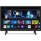 VIZIO Smart TV de 24 Pulgadas, televisión LED de la Serie D HDTV con Apple AirPlay y Chromecast incorporados y más de 150 Can