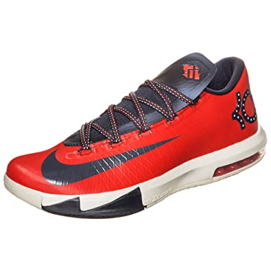 new concept b5f60 c1432 Amazon.com   Nike KD VI Mens Basketball Shoes 599424-700   Basketball