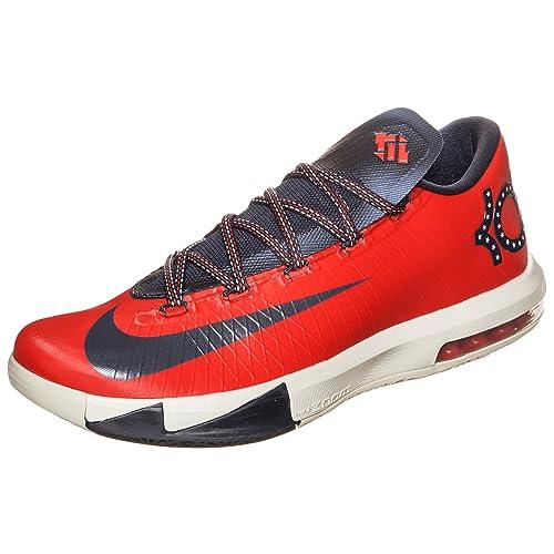 701ed5f9eb Nike KD VI Light Crimson Obsidian (599424-600) mens Shoes