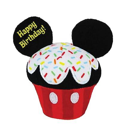 Amazon Com Kids Preferred Mickey And Minnie Birthday Plush
