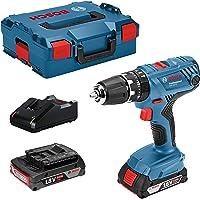 Bosch Professional 06019H1008 18V System GSR 18V-21-Atornillador (55