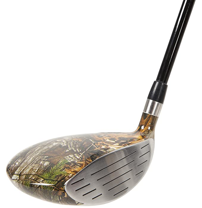 Amazon.com: pinemeadow Golf Realtree Xtra Hybrid Club de los ...