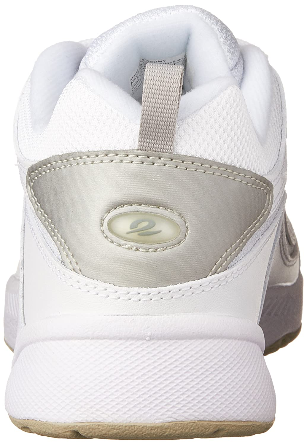 Easy Spirit Women's Romy Walking Shoe B000F608HE 10 B(M) US|White/ Light Grey