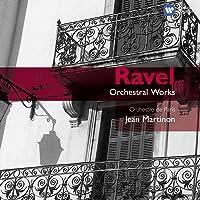 Ravel : Oeuvres pour orchestre : Boléro - Une barque sur l'océan...