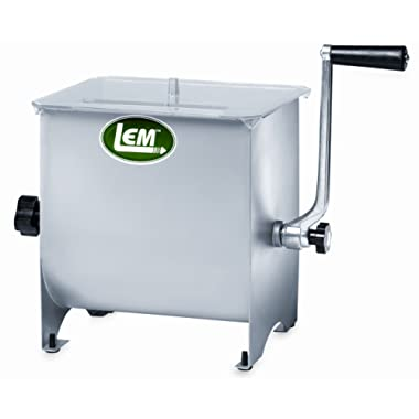 LEM Product 654 Stainless Steel Manual Meat Mixer