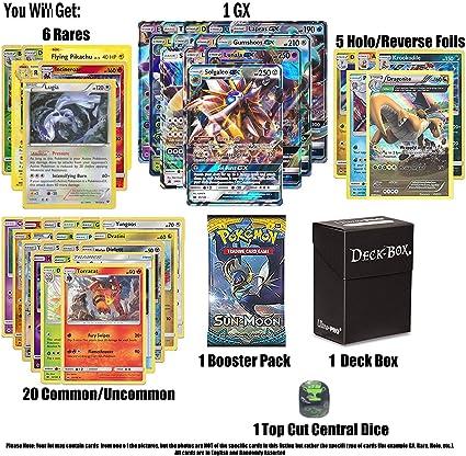 Reverse Holo Pokemon Card Lot Rare Uncommon Common ALL Reverse Holo 20 Cards