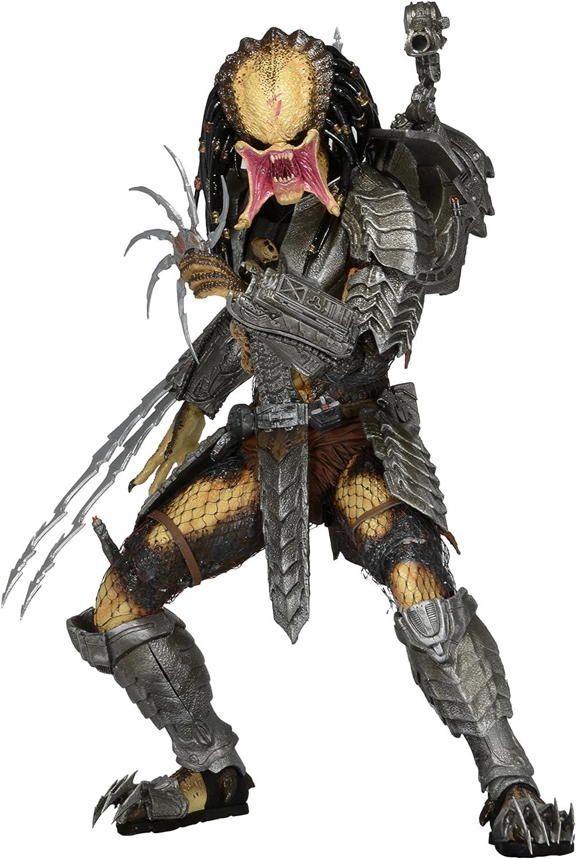 "NECA Alien vs Predator AVP Series 14 Celtic Predator 7/"" Action Figure Collection"