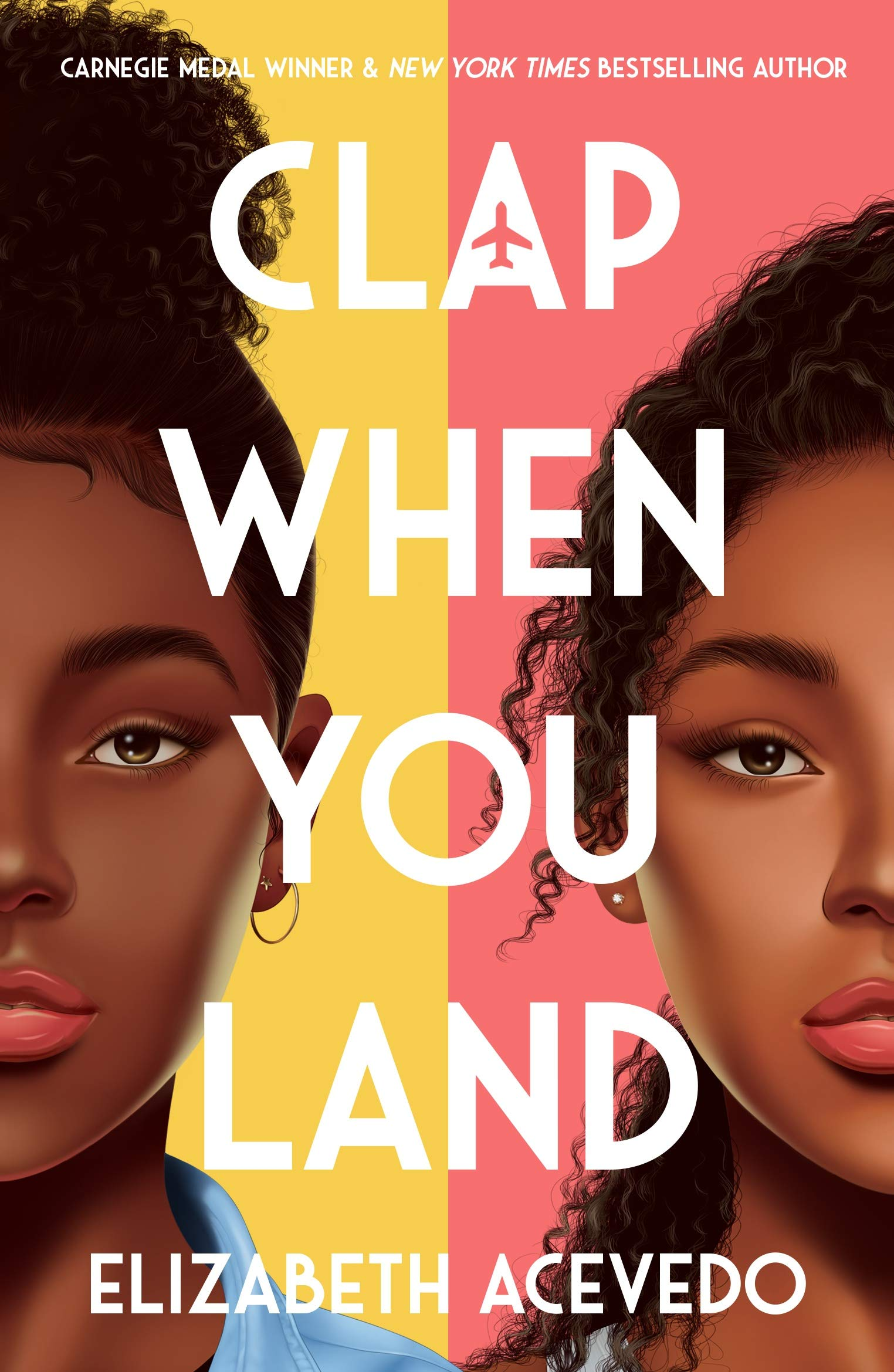 Clap When You Land: Amazon.co.uk: Acevedo, Elizabeth: Books