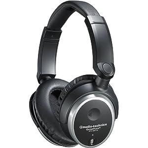 Audio-Technica ATH-ANC7B QuietPoint Active Noise-Cancelling Closed-Back  Headphones 67a1d2fa57918