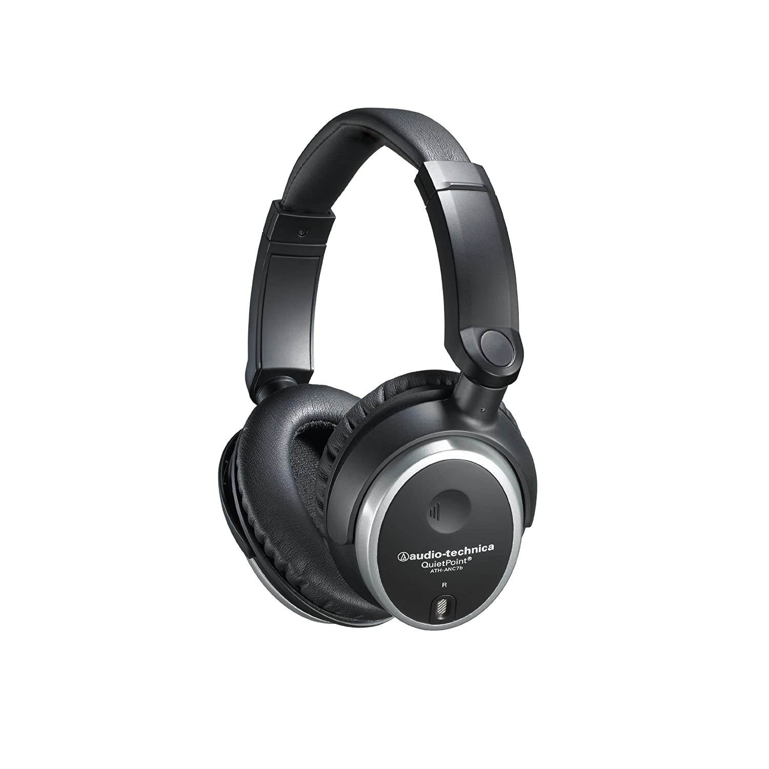 Amazon.com: Audio-Technica ATH-ANC7B QuietPoint Active Noise ...