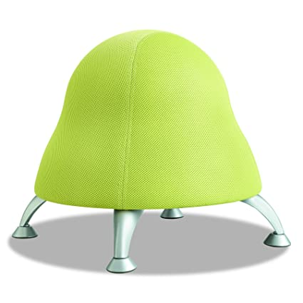amazon com safco products 4755gs runtz ball chair sour apple