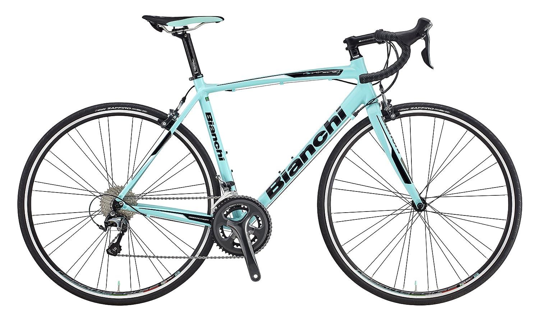 2018 Bianchi ビアンキ ロードバイク VIA NIRONE 7 PRO SORA チェレステ CK16 50 サイズ B079M4SN4Y