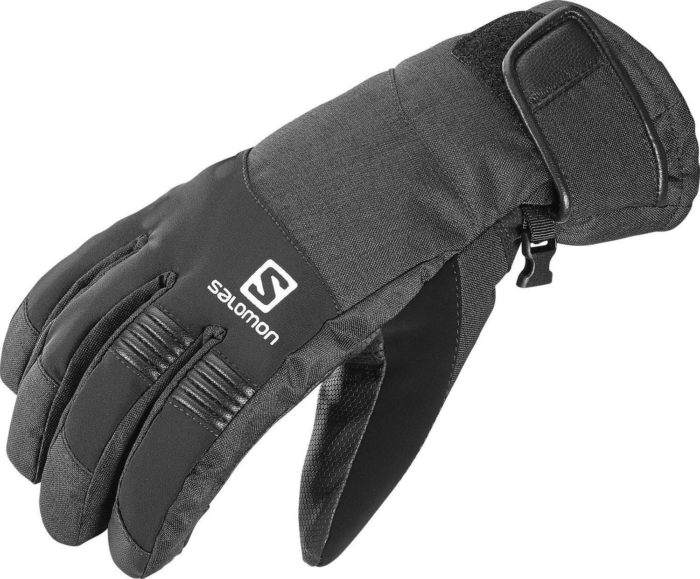 Salomon Herren Icon GTX Handschuhe, Black, L: