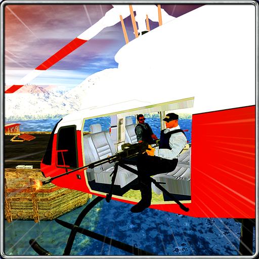 Gunship Cobra Helicopter Clash: Heli Strike Combat ()