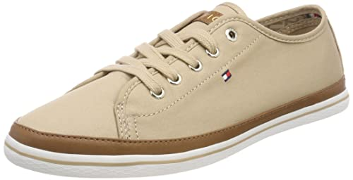e108457c42f8a Tommy Hilfiger Women s s Iconic Kesha Sneaker Low-Top  Amazon.co.uk ...
