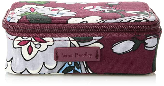 Vera Bradley Iconic Travel Pill Case 678286cfed2d2