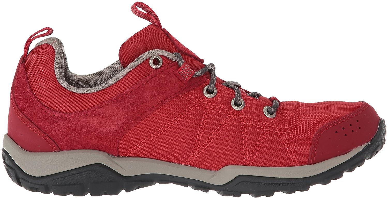 Columbia Damen Fire Fire Fire Venture Textile Trekking und Wanderhalbschuhe Rot (Mountain ROT, Kettle) bbecc1