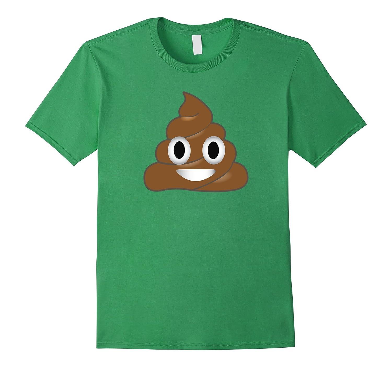 Emoji Poop Shirt ~ Novelty Funny t-shirt for Men Women Kids-T-Shirt