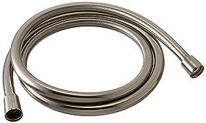 Hansgrohe 28276823 Techniflex B Hose, 63-Inch, Brushed Nickel