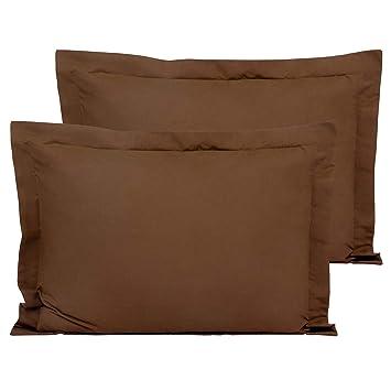 Amazon.com: FLXXIE - Juego de 2 fundas de almohada de ...