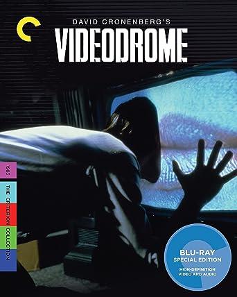 Amazon Videodrome The Criterion Collection [Blu ray] James