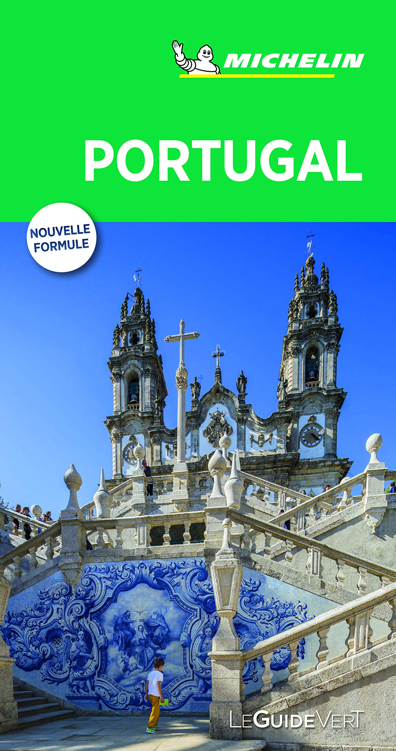 Portugal (Le Guide Vert)  (La Guía Verde Michelin): Amazon.es: MICHELIN: Libros en idiomas extranjeros