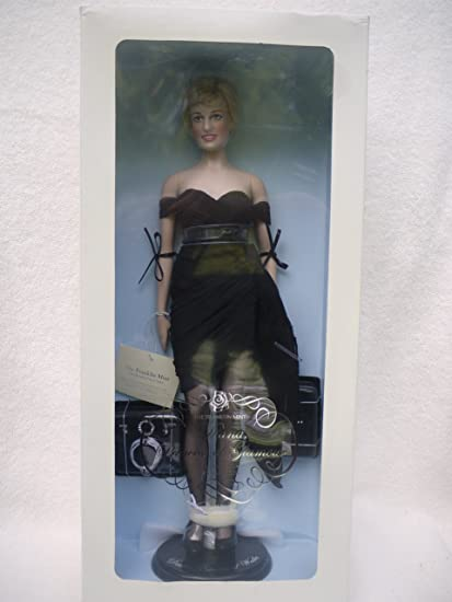 Franklin Mint Princess Of Style Clutch Bag For A Franklin Mint Doll