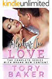 Alphas In Love: The Complete Series Books 1 & 2
